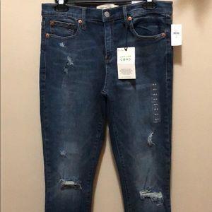 BRAND NEW Gap Skinny Jeans. Never Worn. Size 29 R